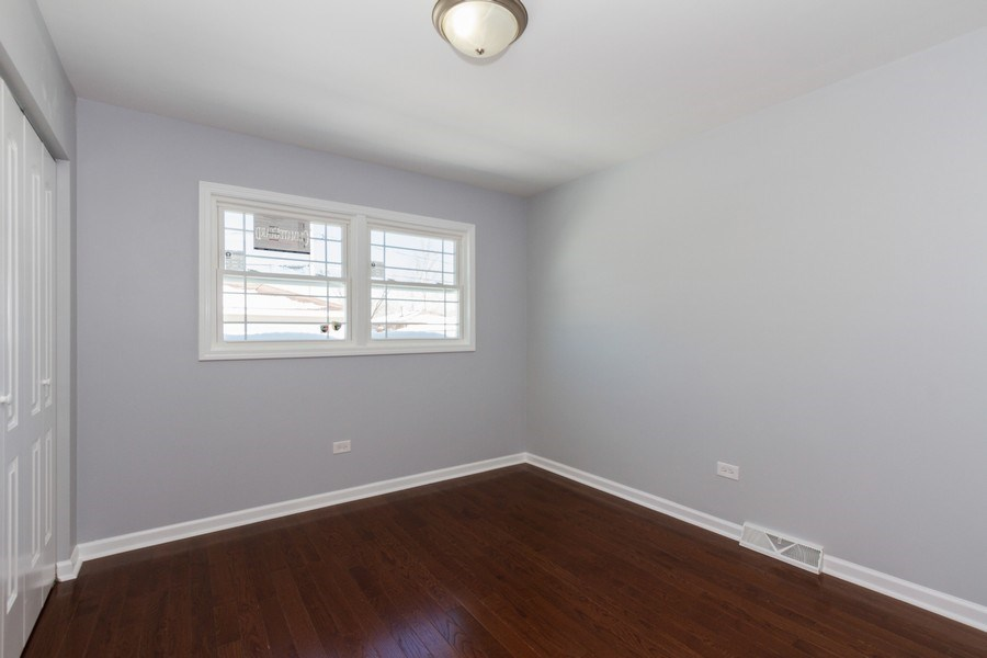 Real Estate Photography - 1038 W 109th St, Chicago, IL, 60643 - 3rd Bedroom