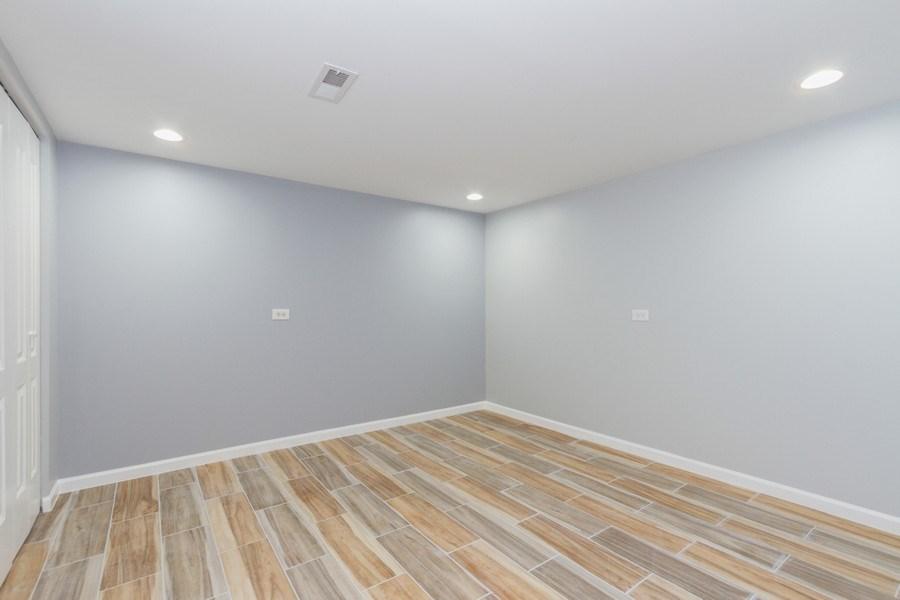 Real Estate Photography - 1038 W 109th St, Chicago, IL, 60643 - 4th Bedroom