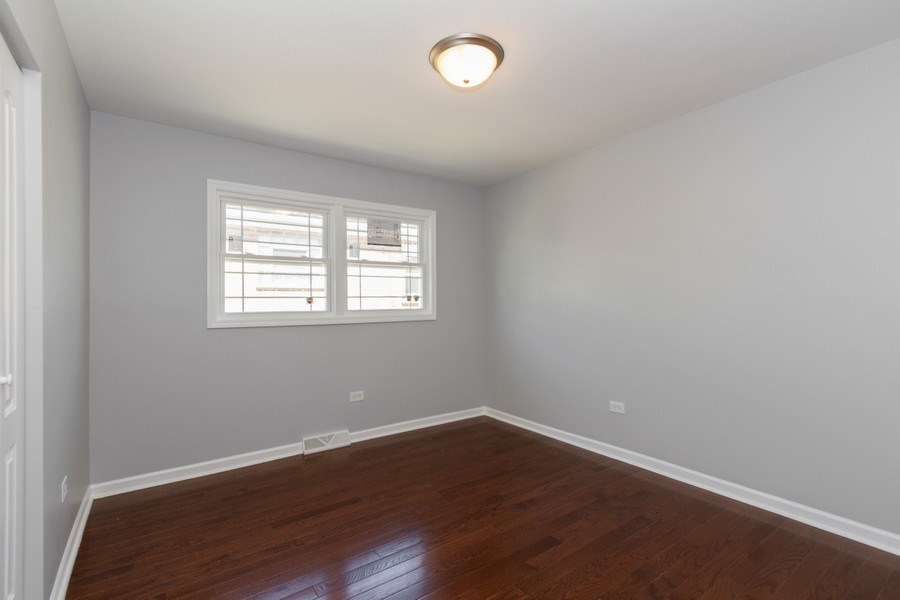 Real Estate Photography - 1038 W 109th St, Chicago, IL, 60643 - Bedroom