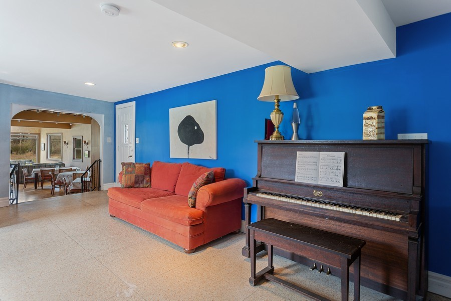 Real Estate Photography - 11 S. Broadway, Beverly Shores, IN, 46301 - Recreational Room