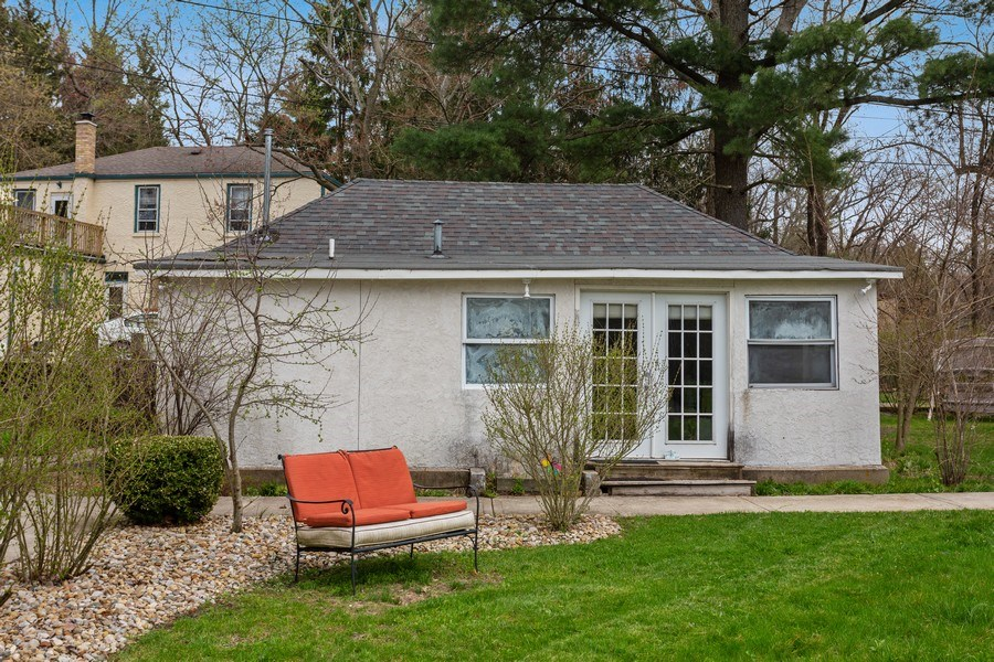 Real Estate Photography - 11 S. Broadway, Beverly Shores, IN, 46301 - Rental Cottage 1