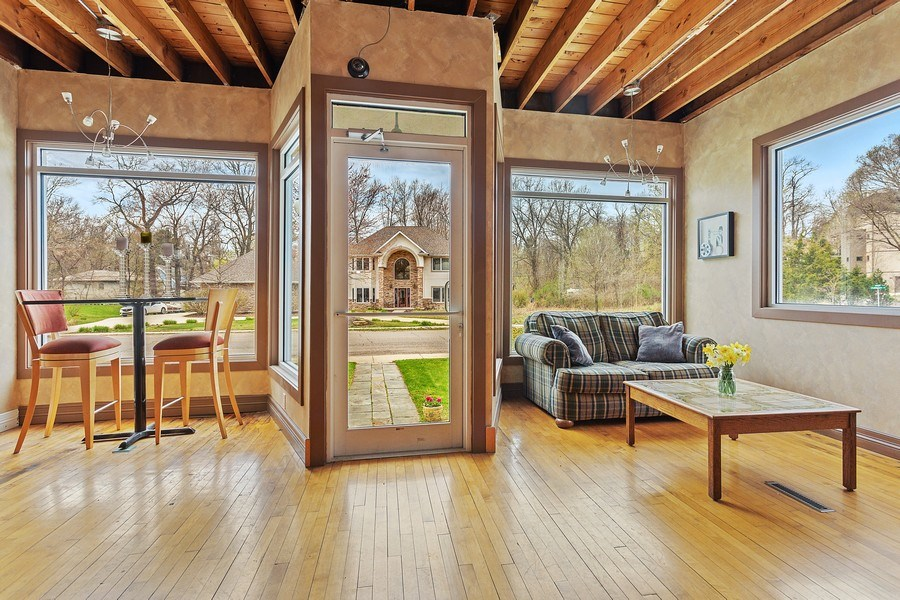 Real Estate Photography - 11 S. Broadway, Beverly Shores, IN, 46301 - Great room