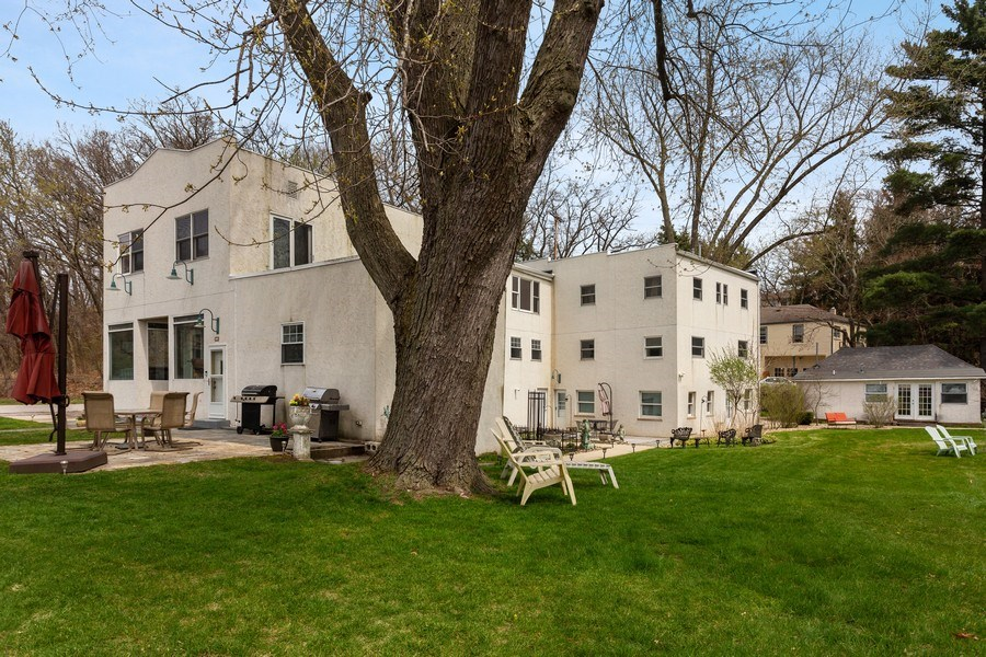 Real Estate Photography - 11 S. Broadway, Beverly Shores, IN, 46301 - Front View