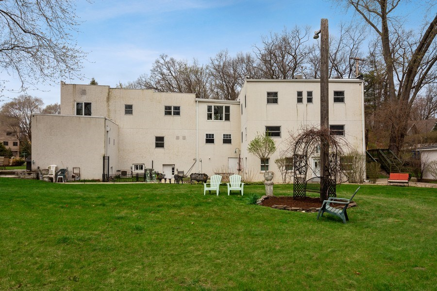 Real Estate Photography - 11 S. Broadway, Beverly Shores, IN, 46301 - Side View