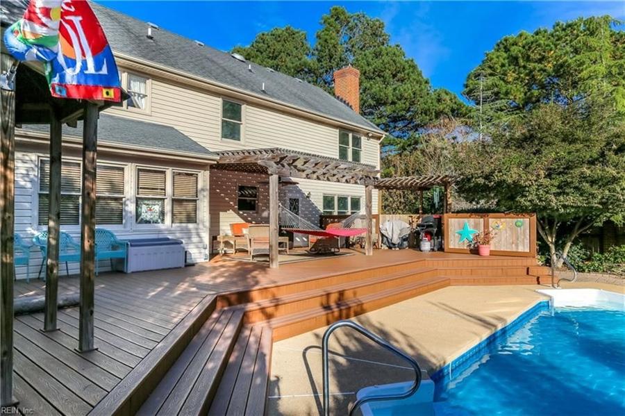 Real Estate Photography - 5732 Aura Dr, Virginia Beach, VA, 23457 - Location 13