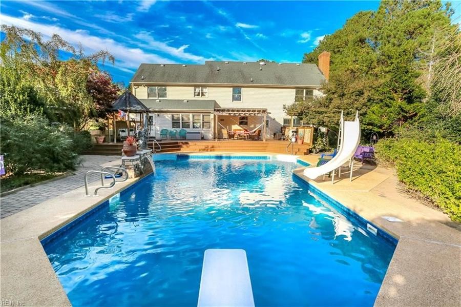 Real Estate Photography - 5732 Aura Dr, Virginia Beach, VA, 23457 - Location 14