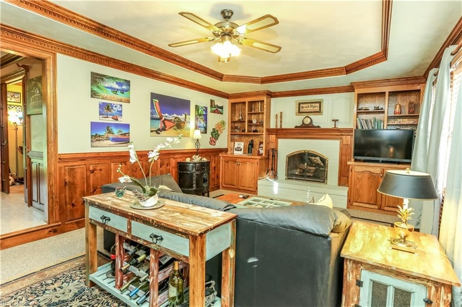 Real Estate Photography - 5732 Aura Dr, Virginia Beach, VA, 23457 - Location 20