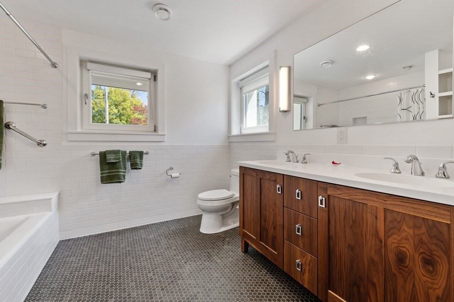 Real Estate Photography - 15 High St, Cold Spring, NY, 10516 - Master Bathroom