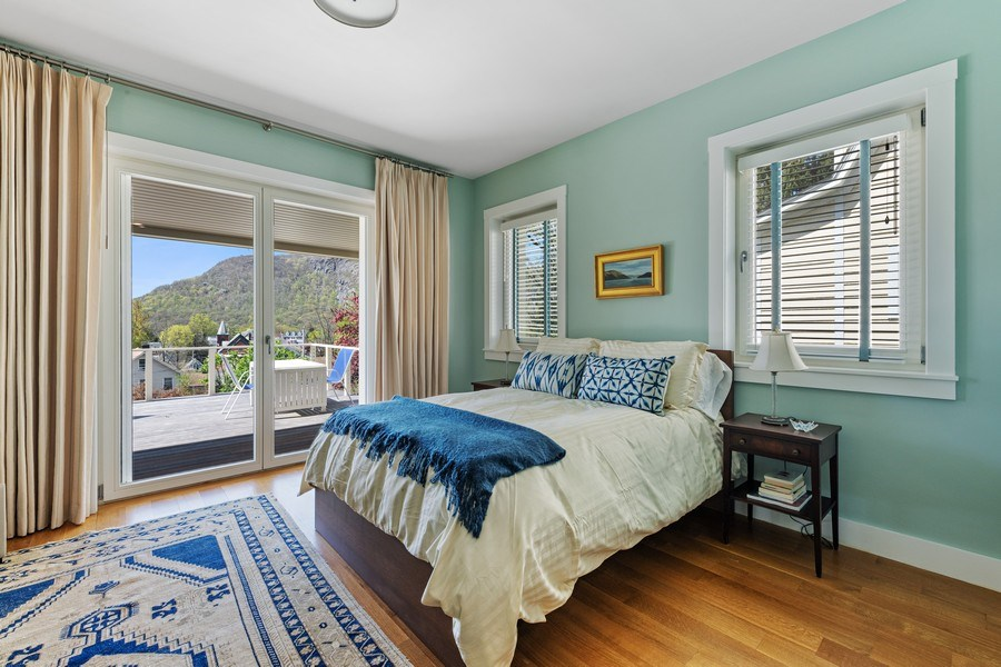 Real Estate Photography - 15 High St, Cold Spring, NY, 10516 - 2nd Bedroom