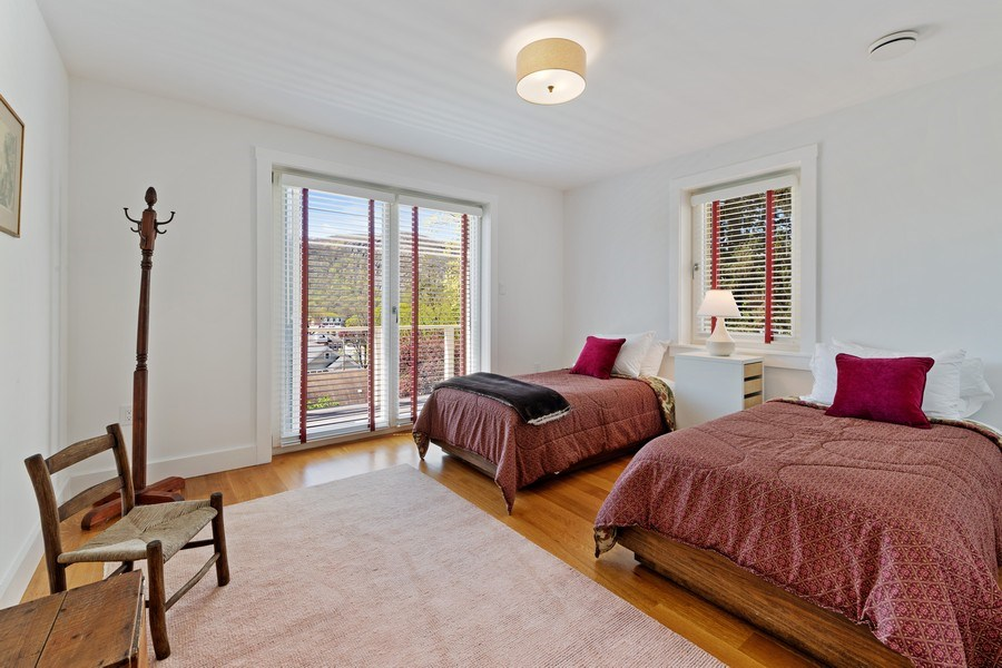 Real Estate Photography - 15 High St, Cold Spring, NY, 10516 - 3rd Bedroom