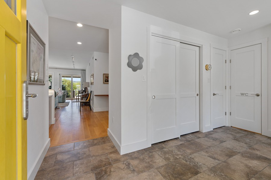 Real Estate Photography - 15 High St, Cold Spring, NY, 10516 - Foyer