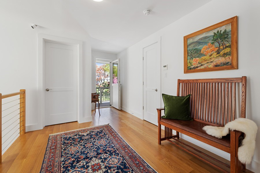 Real Estate Photography - 15 High St, Cold Spring, NY, 10516 - Hallway