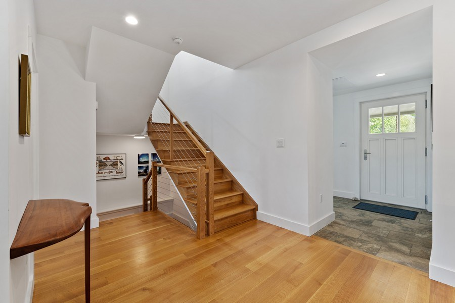 Real Estate Photography - 15 High St, Cold Spring, NY, 10516 - Staircase