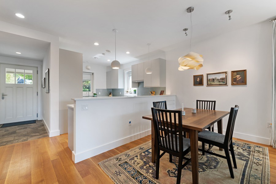 Real Estate Photography - 15 High St, Cold Spring, NY, 10516 - Kitchen / Dining Room
