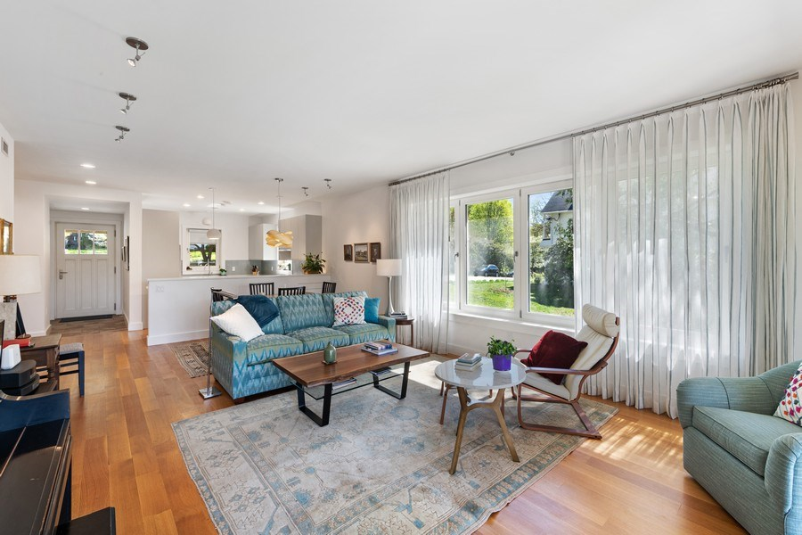 Real Estate Photography - 15 High St, Cold Spring, NY, 10516 - Living Room/Dining Room