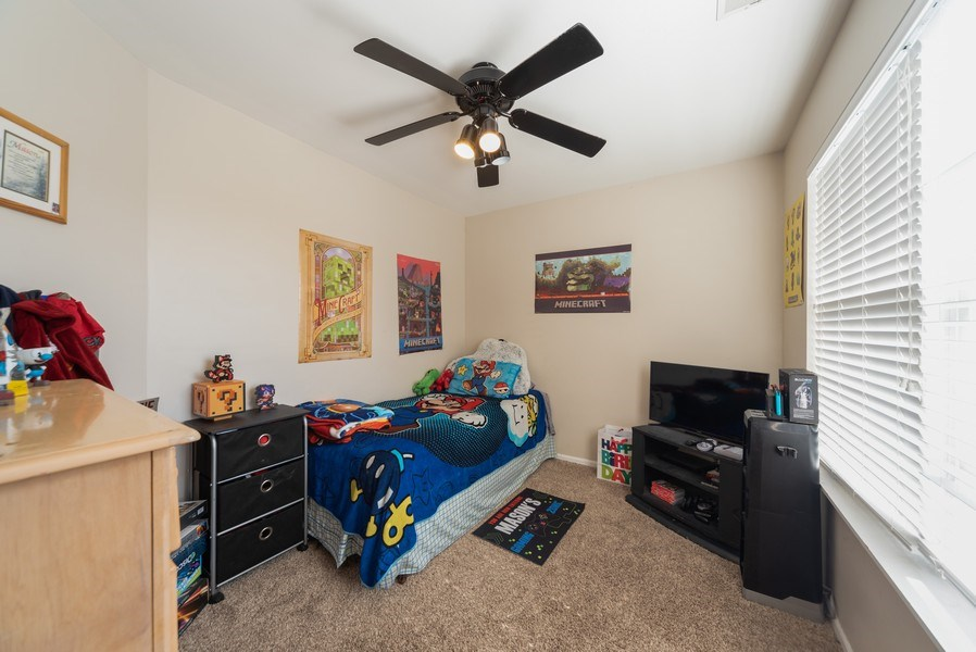 Real Estate Photography - 230 Partridge Ct, Algonquin, IL, 60102 - 2nd Bedroom