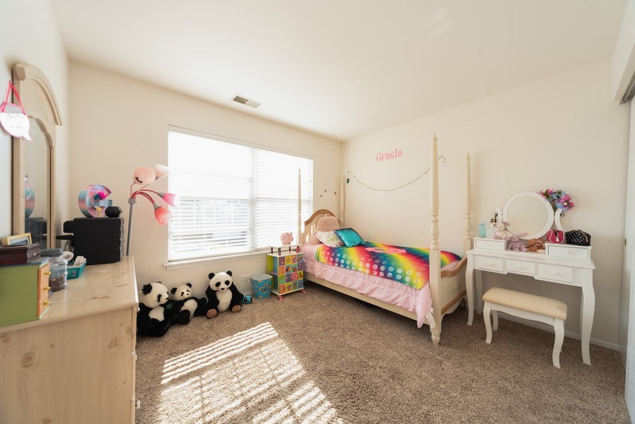 Real Estate Photography - 230 Partridge Ct, Algonquin, IL, 60102 - 3rd Bedroom