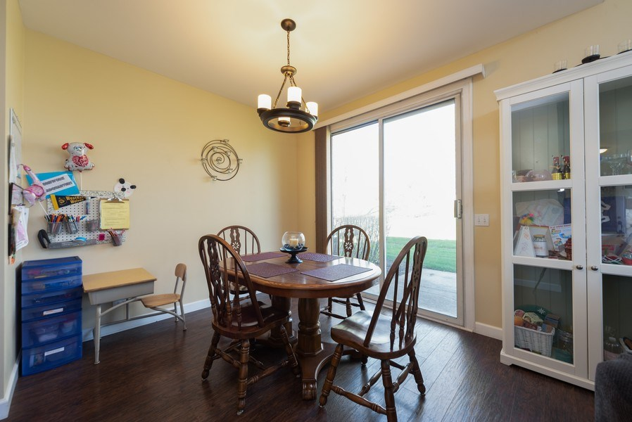 Real Estate Photography - 230 Partridge Ct, Algonquin, IL, 60102 - Dining Room