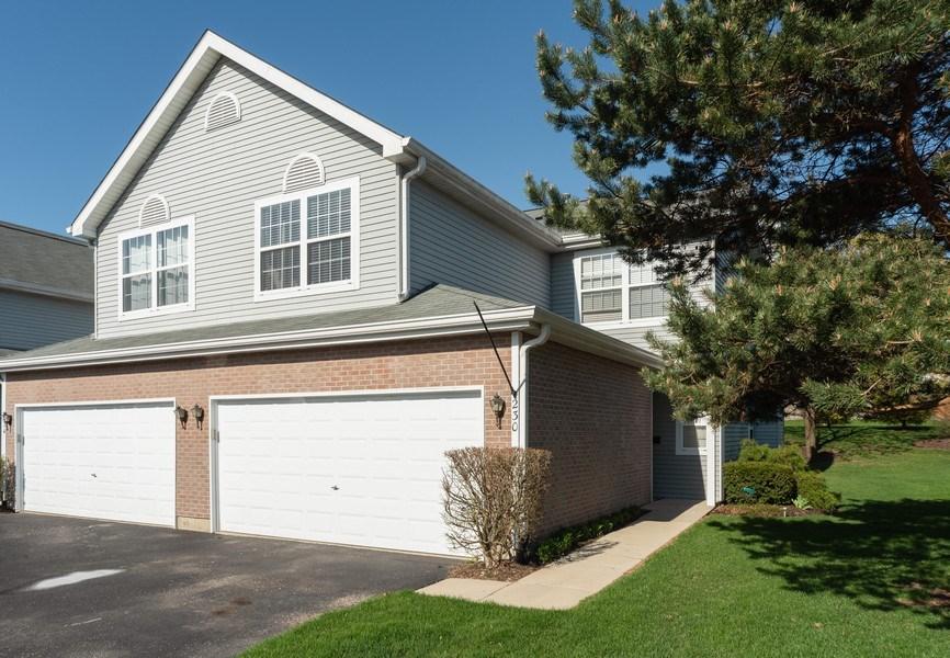 Real Estate Photography - 230 Partridge Ct, Algonquin, IL, 60102 - Front View