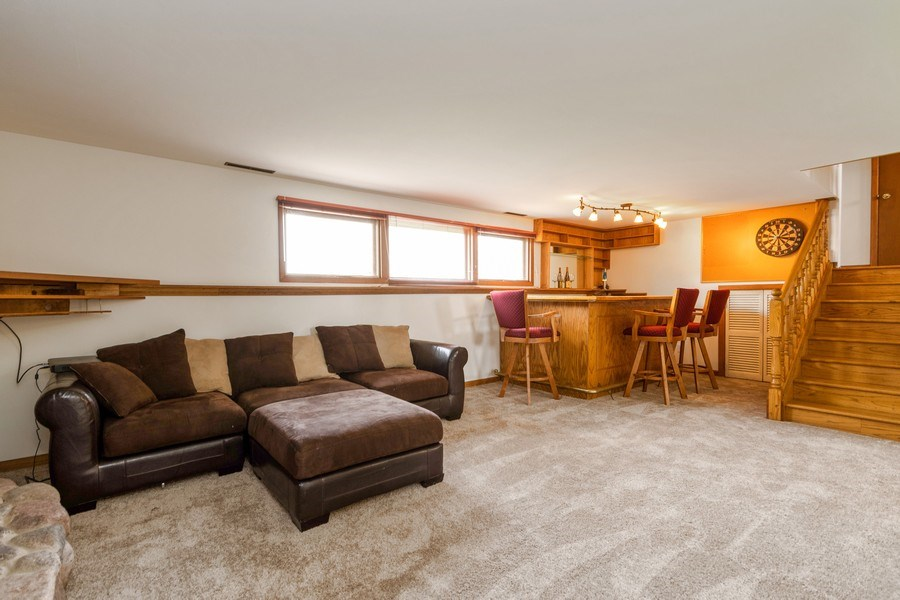 Real Estate Photography - 682 Charlotte Court, New Lenox, IL, 60451 - Family Room
