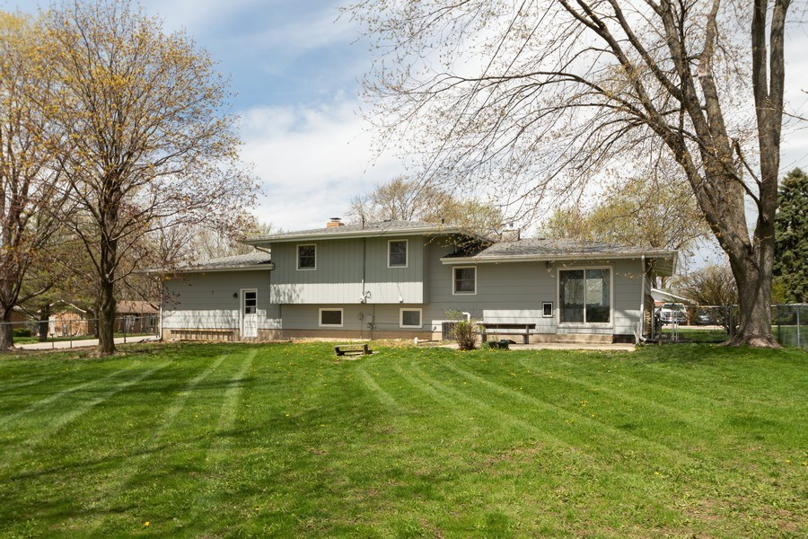 Real Estate Photography - 682 Charlotte Court, New Lenox, IL, 60451 - Rear View