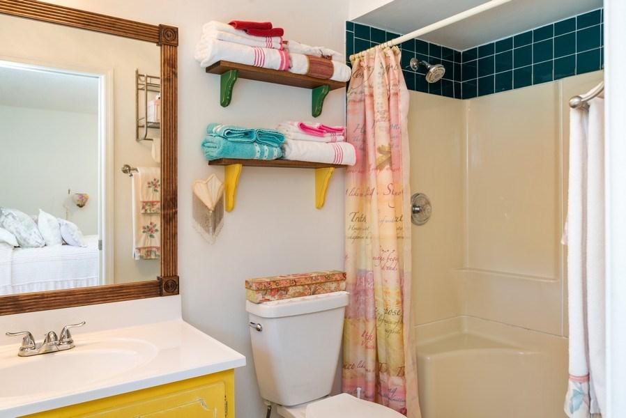 Real Estate Photography - 1735 17th Lane SW, Vero Beach, FL, 32962 - Master Bathroom