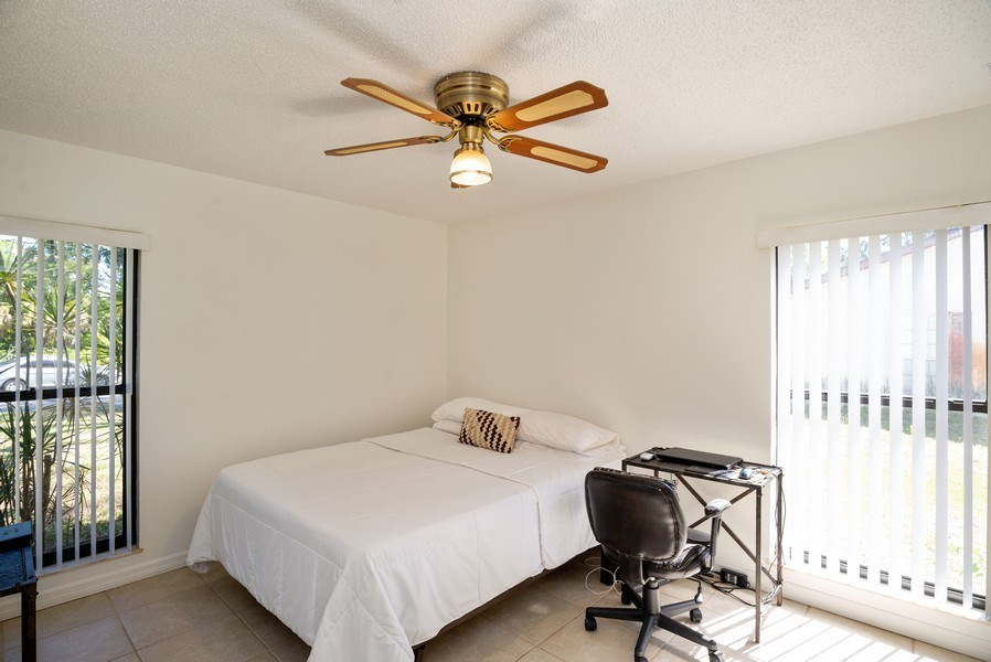 Real Estate Photography - 1735 17th Lane SW, Vero Beach, FL, 32962 - 3rd Bedroom
