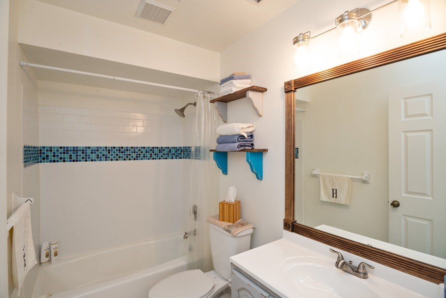 Real Estate Photography - 1735 17th Lane SW, Vero Beach, FL, 32962 - 2nd Bathroom