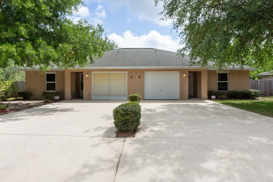 Real Estate Photography - 6 Serenade Place, Palm Coast, FL, 32164 - Front View