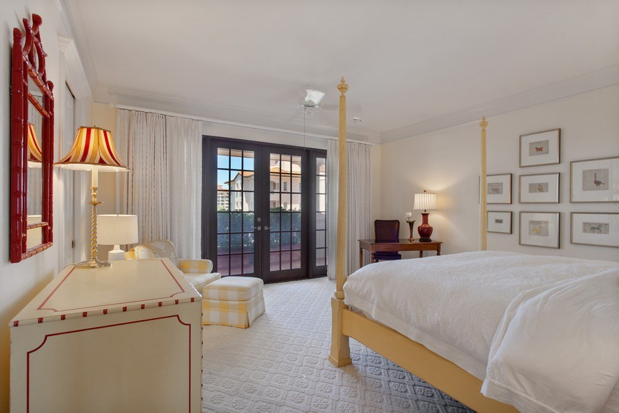 Real Estate Photography - 7765 Fisher Island Dr, Miami Beach, FL, 33109 - Guest Bedroom