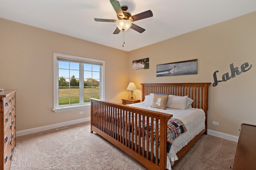 Real Estate Photography - 11650 Sapphire Ct, Frankfort, IL, 60423 - 2nd Bedroom