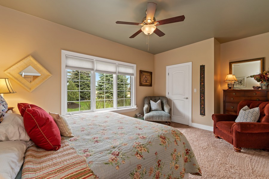 Real Estate Photography - 11650 Sapphire Ct, Frankfort, IL, 60423 - 3rd Bedroom