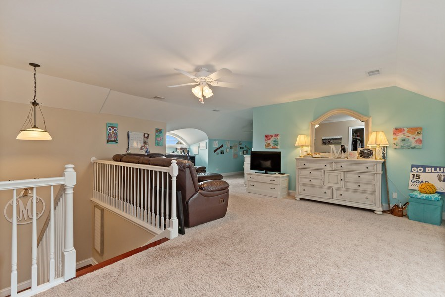 Real Estate Photography - 11650 Sapphire Ct, Frankfort, IL, 60423 - 4th Bedroom