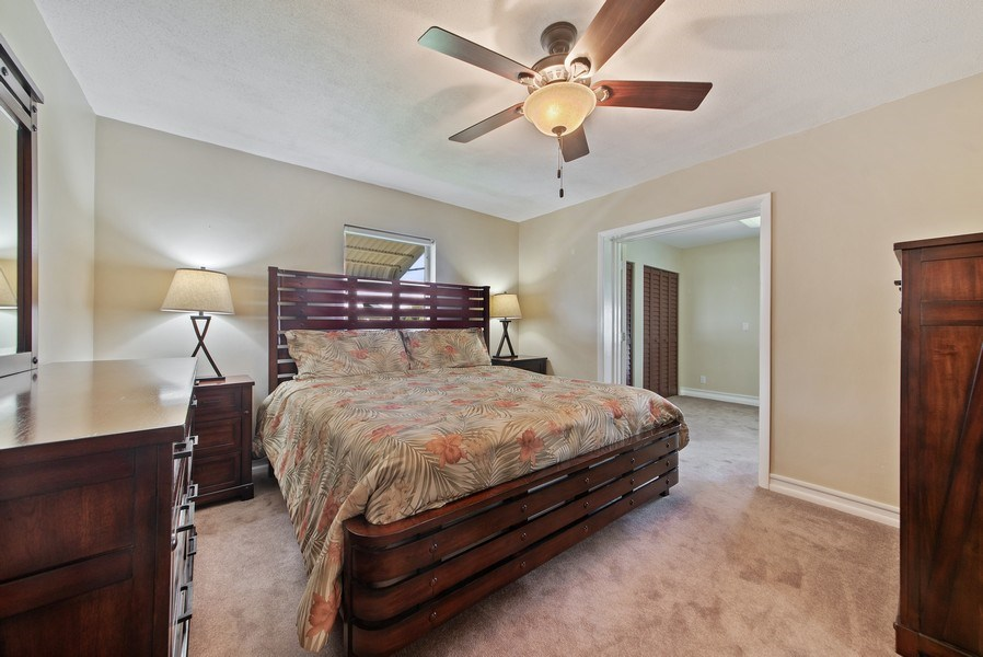 Real Estate Photography - 133 NW 14th St, Boynton Beach, FL, 33426 - Master Bedroom