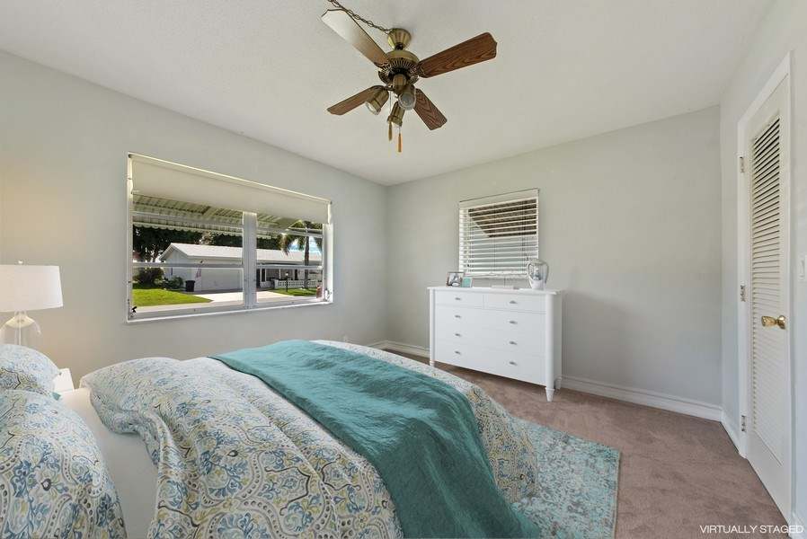 Real Estate Photography - 133 NW 14th St, Boynton Beach, FL, 33426 - Bedroom
