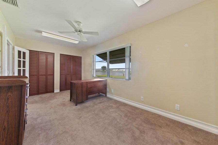 Real Estate Photography - 133 NW 14th St, Boynton Beach, FL, 33426 - Den