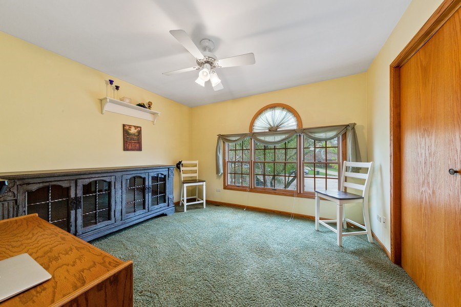 Real Estate Photography - 10S320 Jamie Ln, Willowbrook, IL, 60527 - 4th Bedroom
