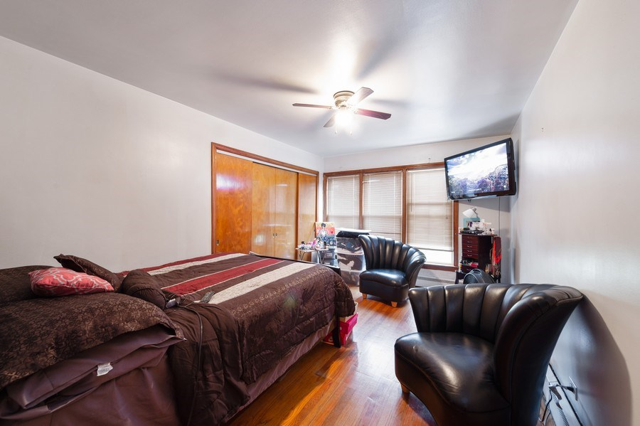 Real Estate Photography - 3115 W 71st St, Chicago, IL, 60629 - Bedroom