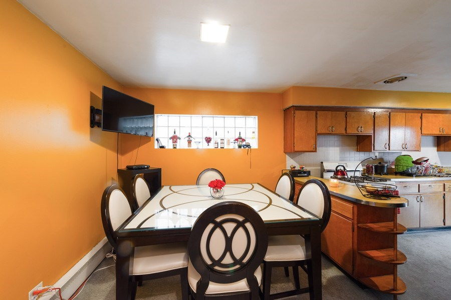 Real Estate Photography - 3115 W 71st St, Chicago, IL, 60629 - Dining Room