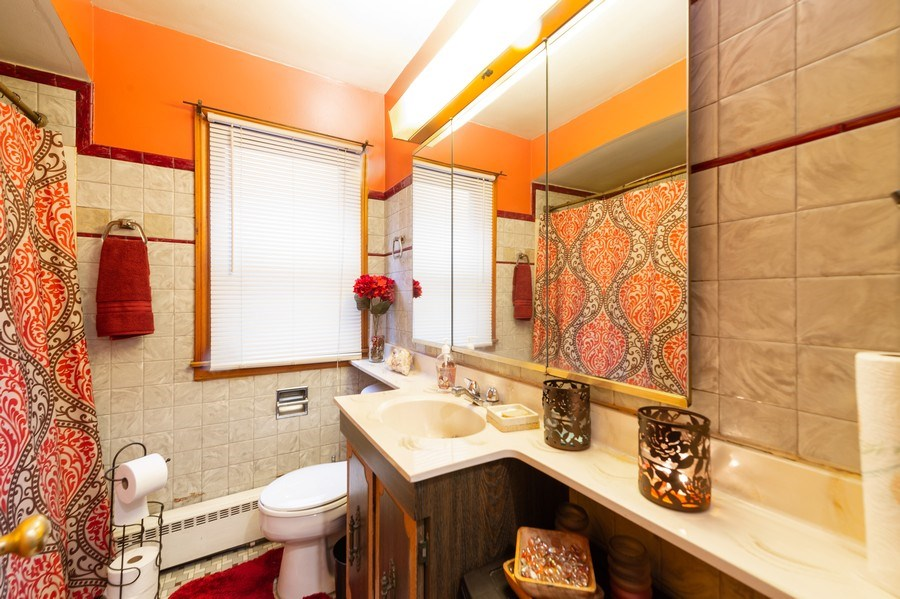 Real Estate Photography - 3115 W 71st St, Chicago, IL, 60629 - Bathroom