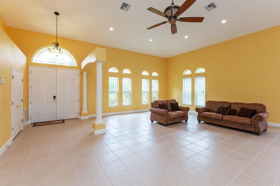 Real Estate Photography - 12 Remington Road, Ormond Beach, FL, 32174 - Living Room