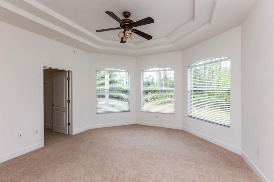 Real Estate Photography - 12 Remington Road, Ormond Beach, FL, 32174 - Master Bedroom