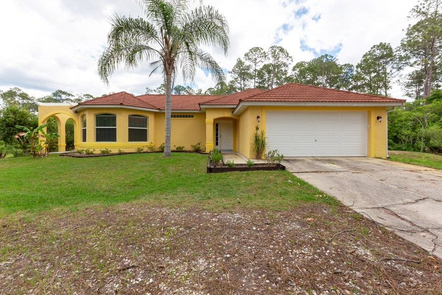 Real Estate Photography - 12 Remington Road, Ormond Beach, FL, 32174 - Side View