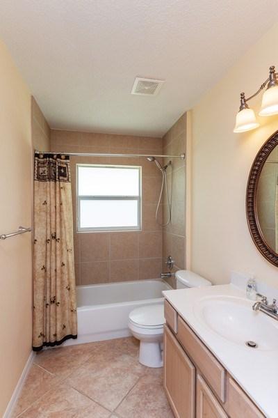 Real Estate Photography - 12 Remington Road, Ormond Beach, FL, 32174 - Bathroom