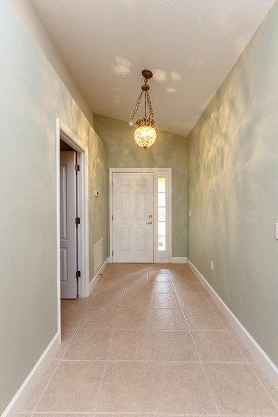 Real Estate Photography - 12 Remington Road, Ormond Beach, FL, 32174 - Entryway