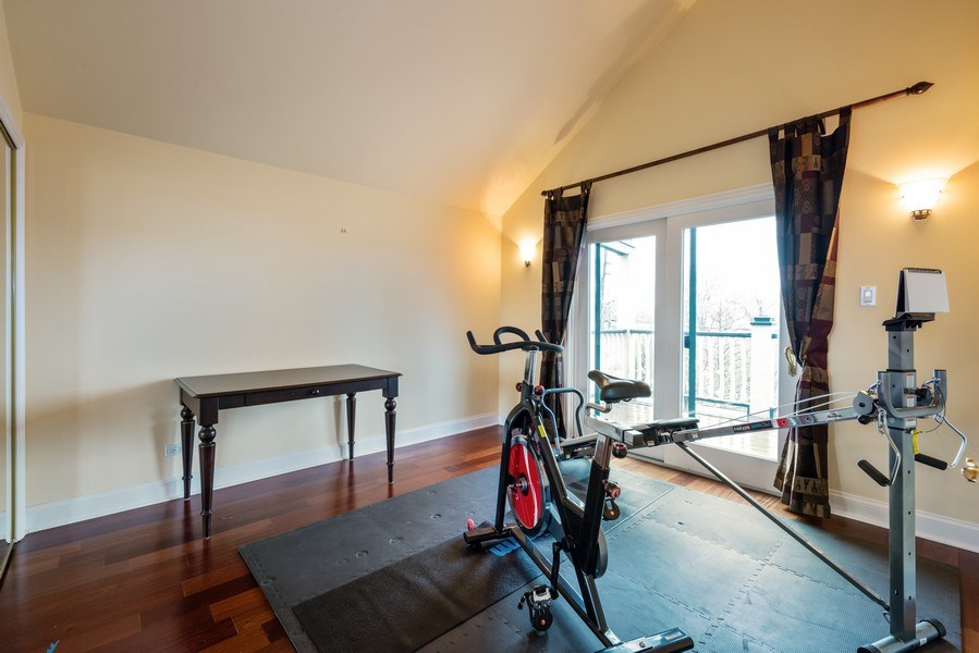 Real Estate Photography - 4430 S Emerald Ave, Chicago, IL, 60609 - 3rd Bedroom