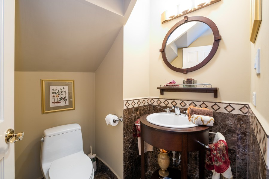 Real Estate Photography - 4430 S Emerald Ave, Chicago, IL, 60609 - Bathroom