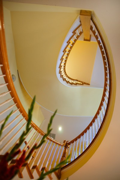 Real Estate Photography - 4430 S Emerald Ave, Chicago, IL, 60609 - Staircase