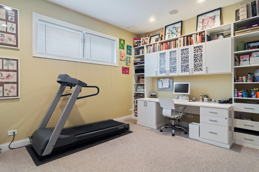 Real Estate Photography - 2606 N Kimball Ave, Chicago, IL, 60647 - 5th Bedroom