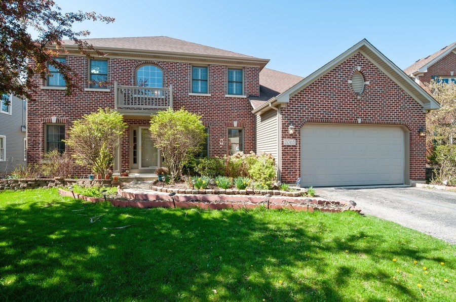 Real Estate Photography - 2065 Clementi, Aurora, IL, 60503 - Front View